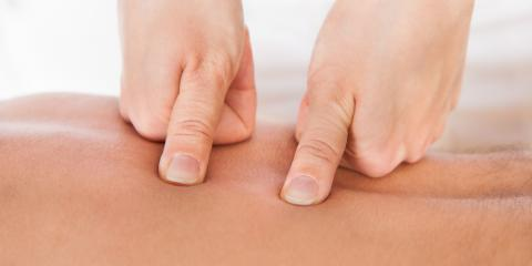 Massage Therapist Explains Trigger Point Release Therapy, Lincoln, Nebraska