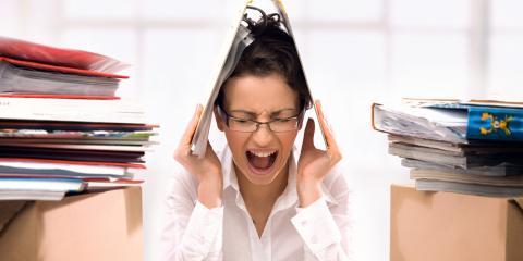 Mental Health Experts Discuss 3 Tips for De-Stressing at Work, Lincoln, Nebraska