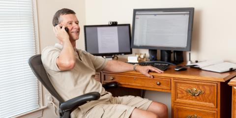 3 Tips for Preventing Discomfort While Working From Home, Lincoln, Nebraska