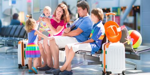 5 Airport & Flight Tips for Parents of Babies & Toddlers, Lincoln, Nebraska
