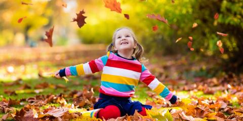 5 Fun Fall Activities for Kids in Preschool, Lincoln, Nebraska