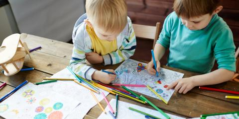 3 Preschool Activities for Kids Sheltering at Home, Lincoln, Nebraska