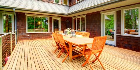 5 Materials to Ask Your Deck Builder About, Grant, Nebraska