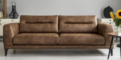 How to Care for Your New Leather Couch, Lincoln, Nebraska