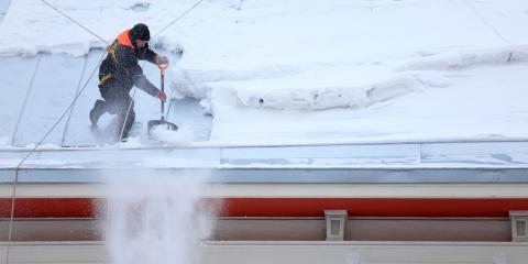 4 Critical Tips for Winter Roof Maintenance, Lincoln, Nebraska