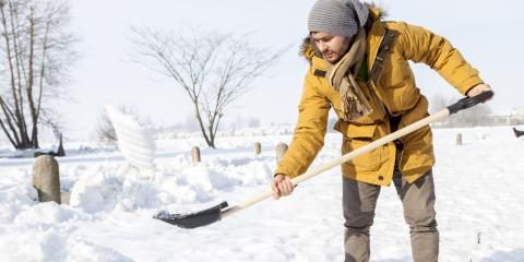 How to Avoid Snow Shoveling Injuries, Lincoln, Nebraska