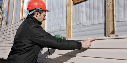 3 Tips for Choosing a Color for Your New Siding, Lincoln, Nebraska