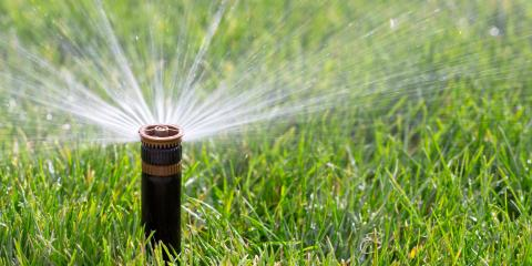 3 Common Reasons Your Sprinklers Aren't Working, Lincoln, Nebraska