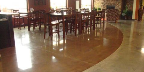 3 Ways Stained Concrete Transforms a Property, Lincoln, Nebraska