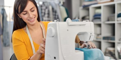 What Is the Difference Between Sewing & Embroidery?, Lincoln, Nebraska