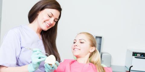 4 Types of Tooth Fillings , Lincoln, Nebraska