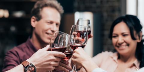 3 Health Benefits of Wine, Lincoln, Nebraska