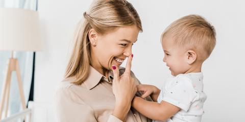 3 Ways Baby Sign Language Promotes Child Development, Lincoln, Nebraska