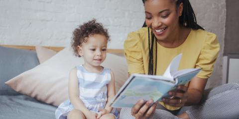 5 Amazing Benefits of Reading to Your Child Before Bed, Lincoln, Nebraska