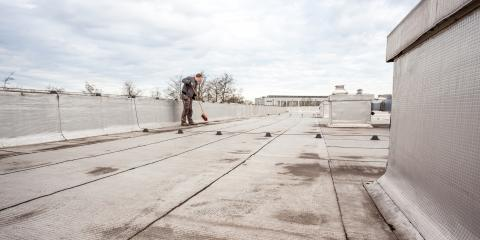 3 Signs Your Commercial Roofing Has Mold, Lincoln, Nebraska