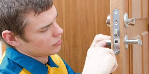 Top 3 Benefits of Deadbolt Installation, Lincoln, Nebraska