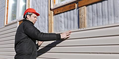 4 Reasons to Replace Your Siding, Lincoln, Nebraska