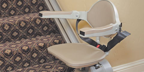 Why You Should Consider a Stair Lift, Lincoln, Nebraska
