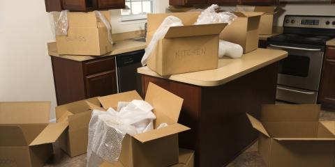 How Much Packing Material Do You Need?, Stevens Creek, Nebraska