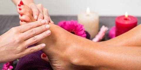 Special on Pedicures—Get a Free Gift with a Pedicure, Lincoln, Nebraska