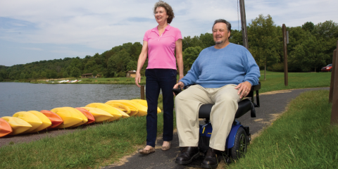 How a Power Wheelchair Increases Your Convenience & Mobility at Home, Lincoln, Nebraska