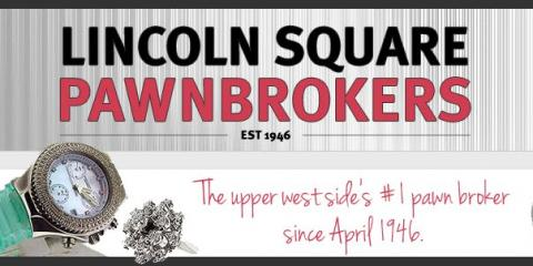 Lincoln Square Pawn Brokers, Pawn Shops, Shopping, New York, New York