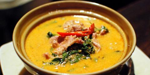 Warm up Your Winter With Hot Soups & Spicy Curry From Rice & Spice II Thai Restaurant, Lincolnia, Virginia