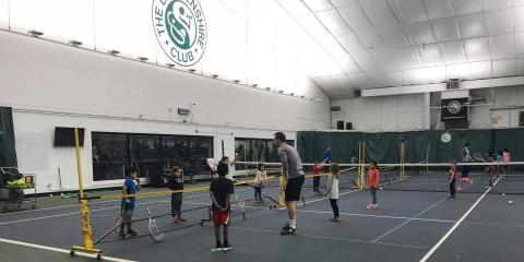 Junior Tennis Programs starting October 22nd , Lincolnshire, Illinois