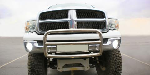 3 Great Reasons to Install a Front Grille Guard, Troy, Ohio
