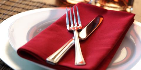 3 Great Linen Options for Restaurants, Kearney, Nebraska