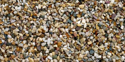 Sand & Gravel: What to Use for Your Project, Linesville, Pennsylvania