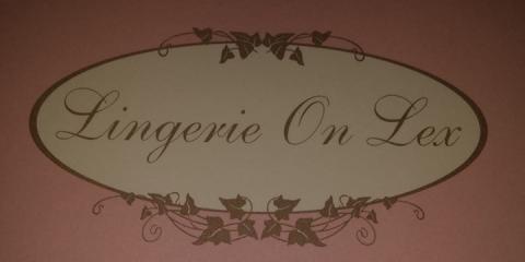 Lingerie On Lex, Lingerie, Shopping, New York, New York