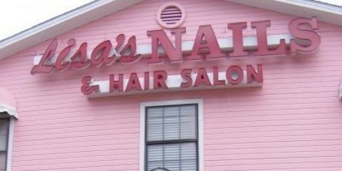 Lisa's Nail & Hair Salon, Hair Salon, Health and Beauty, Dothan, Alabama