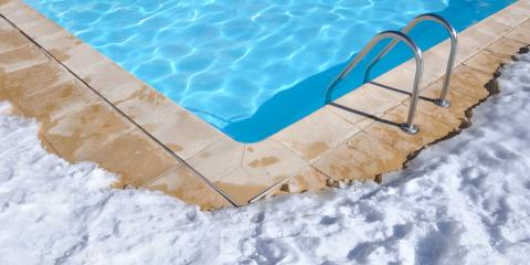 How to Care for Your Swimming Pool Cover During Winter - Distinctive ...