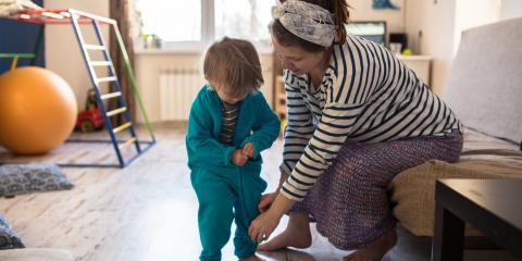 Kids Want to Dress Themselves? 3 Tips for Parents, Omaha, Nebraska