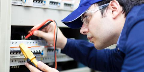 Why an Electrician's Skills Are Going High-Tech, North Little Rock, Arkansas