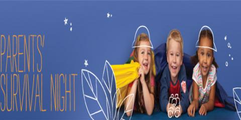 Enjoy a Much Needed Night Out at The Little Gym With Family Friendly Activities Like 'Parents' Survival Night', Potomac, Maryland