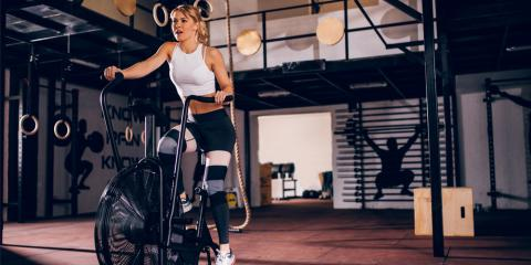 3 Reasons to Fall in Love With Assault® Air Bike Cardio Workouts, Southwest Arapahoe, Colorado