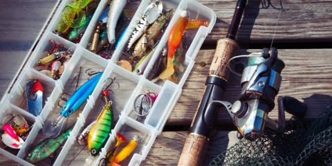 5 Top Tackle Shop Baits for Fall Fishing, Port Aransas, Texas