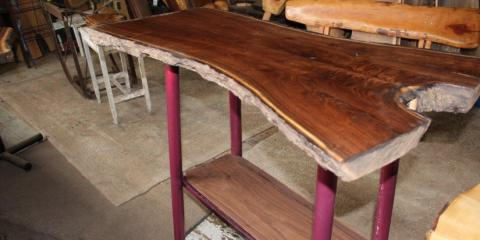 4 Reasons To Use Live Edge Walnut Slabs For Your Custom Table St Charles