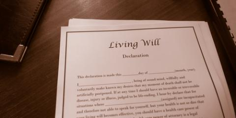 What Is a Living Will & What Does It Cover?, Rochester, New York