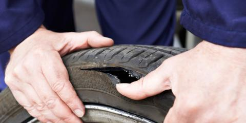 Top 5 Causes of Wheel & Tire Damage, Livonia, New York