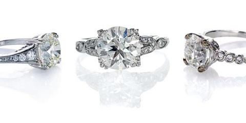 Consider a Unique Diamond Cut For Your Next Engagement Ring From Leigh Jay Nacht Inc., Manhattan, New York