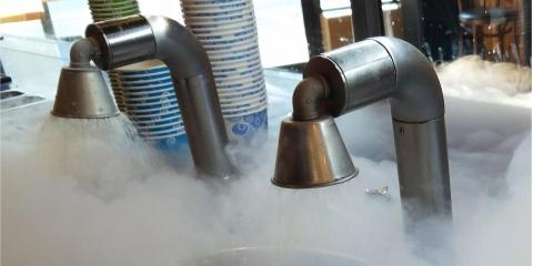 How Is Nitrogen Ice Cream Made?, Brookhaven, New York