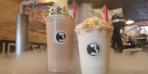 How Does Buzzed Bull Creamery Craft Its Alcoholic Milkshakes?, Cincinnati, Ohio