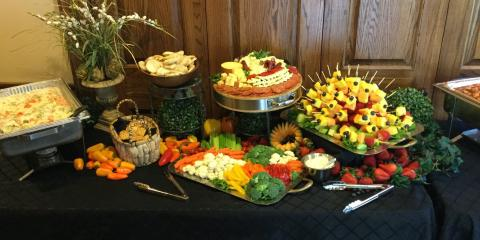 How to Choose Between Buffets & On-Site Catering Stations, Hebron, Kentucky