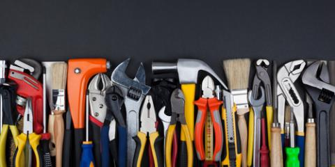 The Top 5 Hardware Supplies for a Home Improvement Job, Cincinnati, Ohio