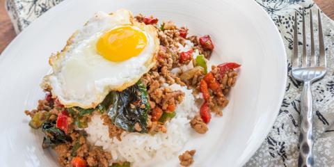3 Ways to Enjoy Loco Moco, a Local Hawaiian Food Favorite, Honolulu, Hawaii