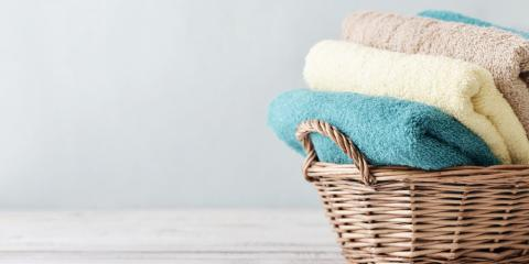 How Often Should You Take Bath Towels & Rugs to the Local Laundromat?, Lincoln, Nebraska