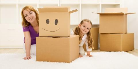 3 Tips for Moving With Kids, Puyallup, Washington